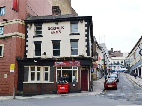 norfolk arms sheffield pub details sheffield insider