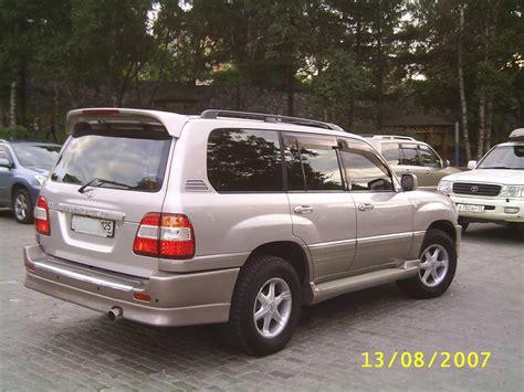 2002 Toyota Land Cruiser by 2002 Toyota Land Cruiser Photos 4 7 Gasoline Automatic