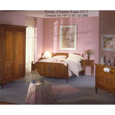 chambre à coucher merisier ophrey com chambre coucher louis xiv prélèvement d