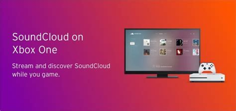 Soundcloud Has Arrived On Xbox One