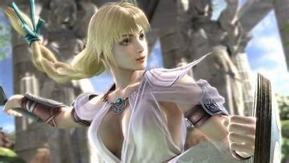 Sophitia Soulcalibur Orochi Warriors Soul Characters Ultimate