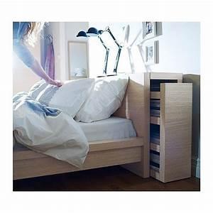 Tete De Lit Avec Chevet Intégré Ikea : t te de lit avec rangement bedrooms ~ Teatrodelosmanantiales.com Idées de Décoration