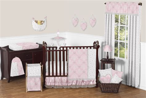 Sweet jojo beautiful 9 piece crib bedding set. 11pc Crib Bedding Set for the Alexa Collection by Sweet ...