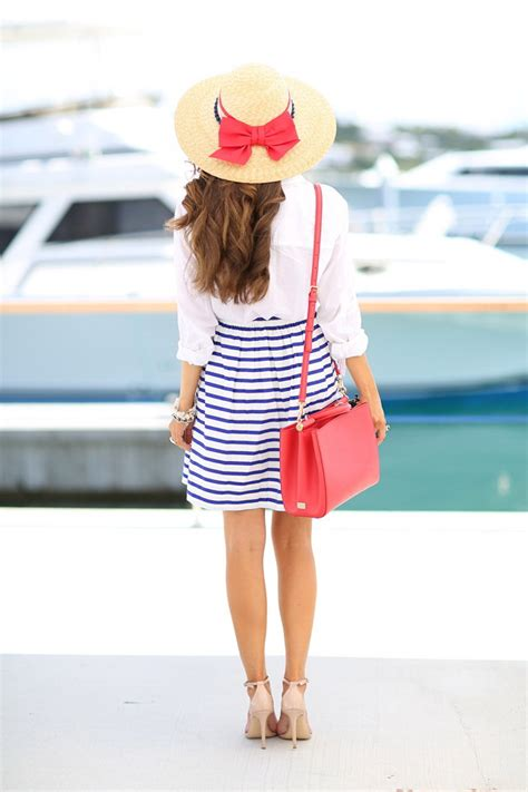 ultra cute ways  wear nautical inspired clothes