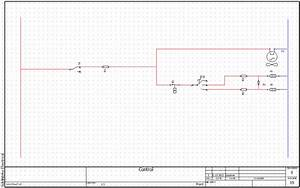 Basics Of Drawing Schematics In Solidworks Electrical 2d