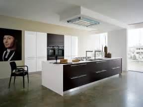 hotte de cuisine plafond hotte plafond