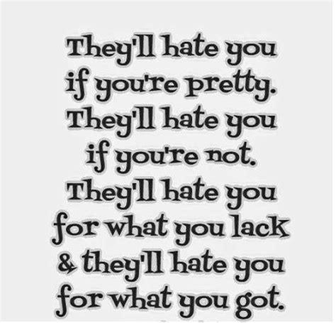 haters quotes quotesgram