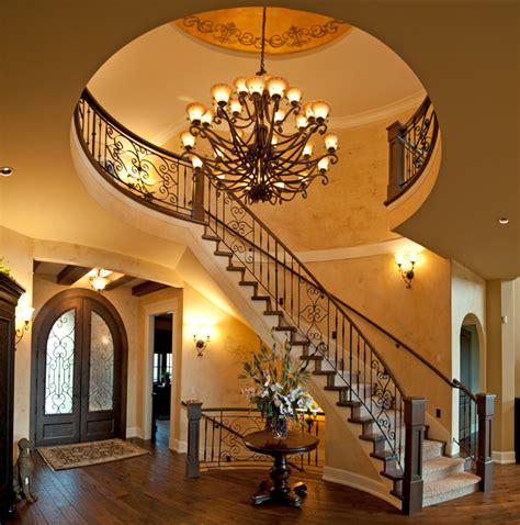 stylish mediterranean staircase designs  spice   hallway