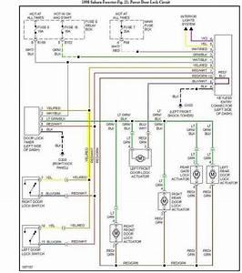 15  98 Subaru Forester Engine Spark Plug Wiring Diagram