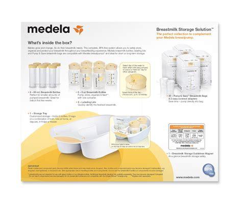 Medela Breast Milk Storage Solution Fsastorecom