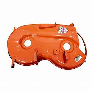 Husqvarna Deck Svc 46 Inch With Decals Org 581071001