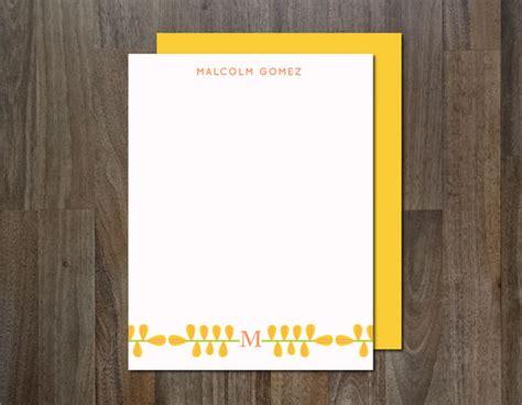 sample personal letterhead templates   ms word
