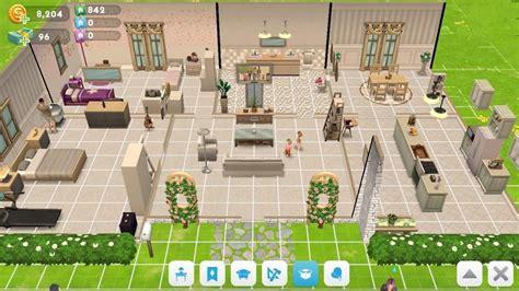 sims mobile house inspiration  imagens casa