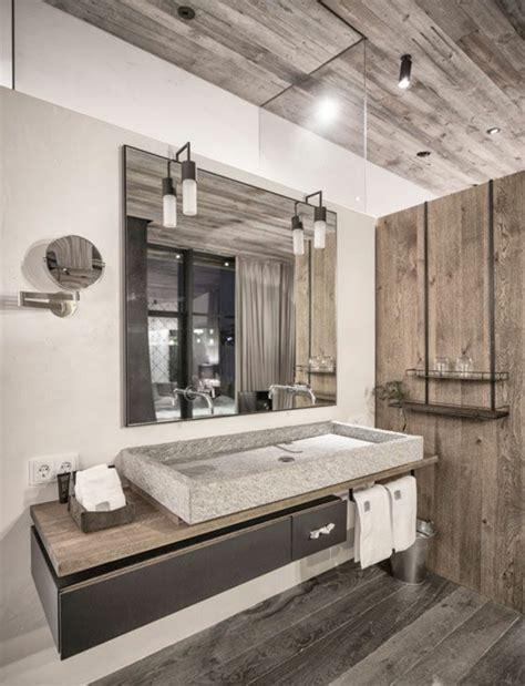 Waschtisch Modelle Fuers Badezimmer by 70 Einmalige Modelle Waschtisch Aus Holz