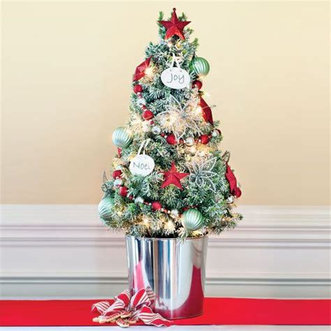 decorated frosted christmas tree pin by jackson perkins on past holiday trees 2013 pinterest