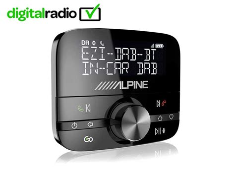 digital radio dabdab interface  bluetooth hands