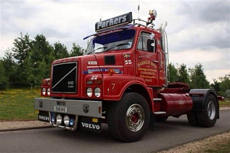 old volvo trucks 44 best images about old trucks on pinterest