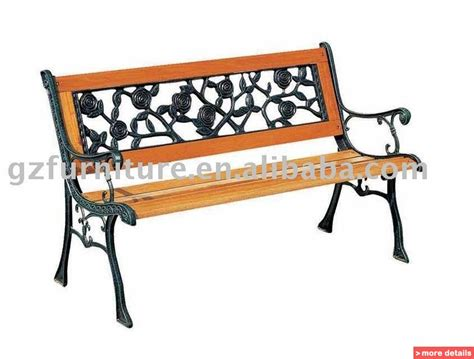 cast iron garden bench outdoor patio furniture china