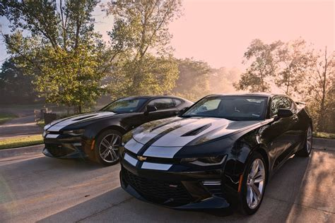 Driving The Lighter, Better 2016 Chevy Camaro