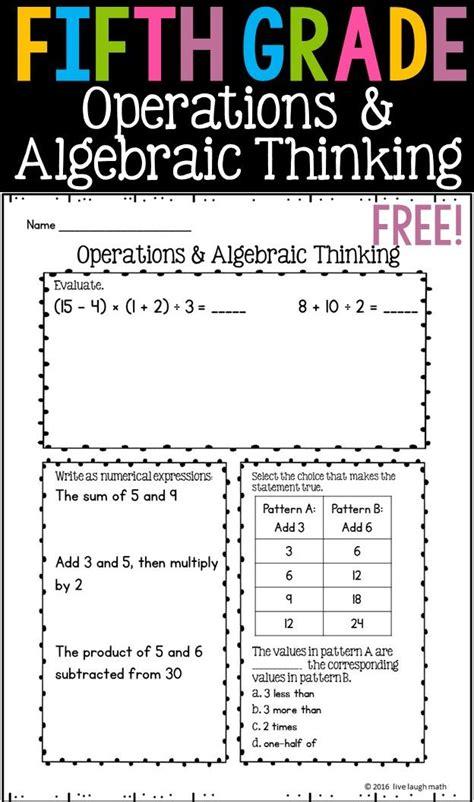 algebraic expressions ideas  pinterest
