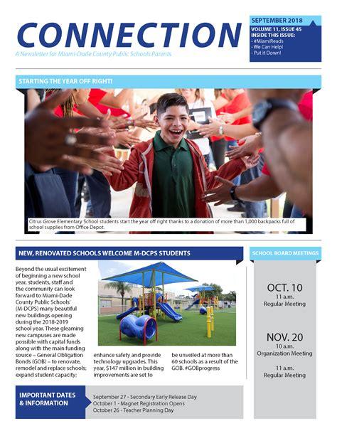 connection newsletter september shenandoah middle school