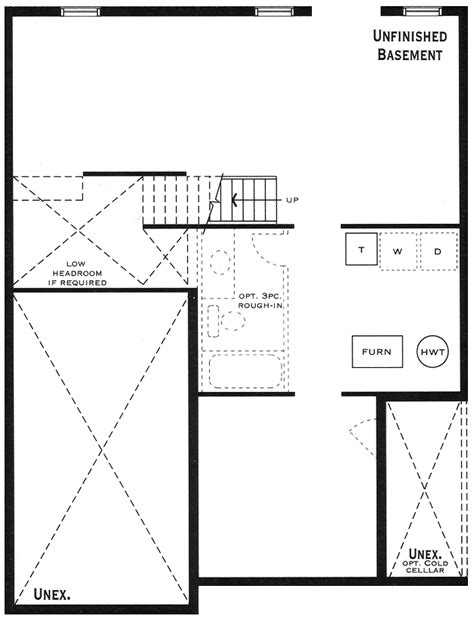 house plans with daylight basement house plan daylight basement plans walkout basement plans
