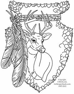 Mule, Deer, Relief, Wood, Carving, Free, Project, By, Lora, Irish, Step, By, Step, Instructions, Free, Wood