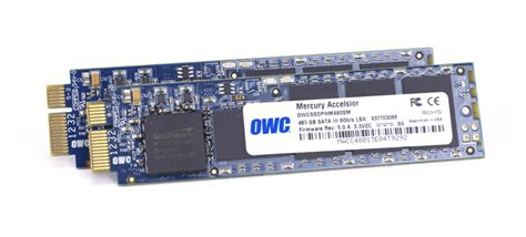 Owc 960gb Ssd Blade Upgrade For Accelsior &... At Macsales.com