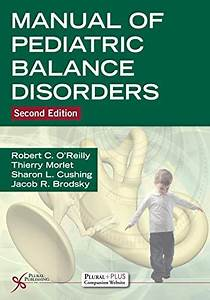 Pdf  Manual Of Pediatric Balance Disorders Second Edition