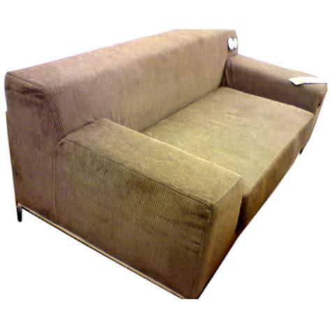 Ikea Kramfors Sofa by Ikea Kramfors Sofa Bezug Tranas Hellbraun 2er Hocker Ebay