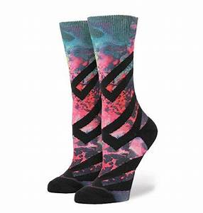 Neon Pink and Green with Black Sublimated Socks