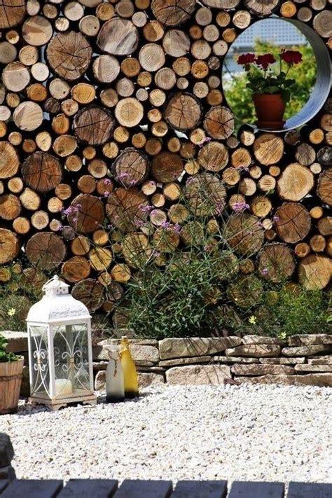 Garten Heute by Die 25 Besten Ideen Zu Holzwand Garten Auf