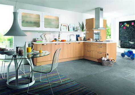 cuisine en hetre massif davaus cuisine hetre moderne avec des idées