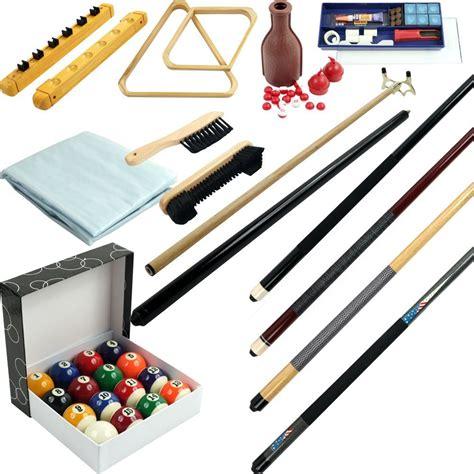 pool table brands list pool cue billiard stick accessories kit 32 piece premium
