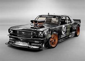 Ford Mustang 4X4 845 CV – Motorsports