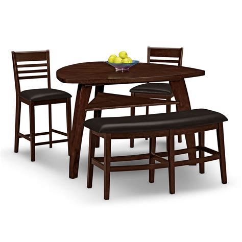 traditional dining room sets uk furniture triangle dining table with benches dining