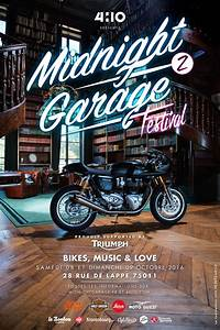 Garage Moto Paris : v nement moto paris midnight garage festival 2 moto magazine leader de l actualit de ~ Medecine-chirurgie-esthetiques.com Avis de Voitures