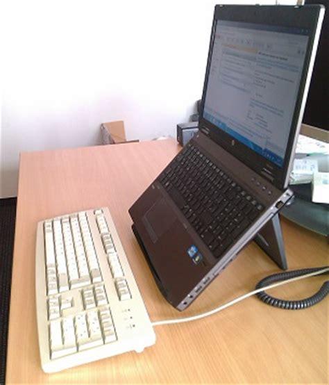si鑒e ordinateur ergonomique ordinateur portable et ergonomie une solution le manageur sportif