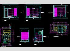 Bathroom Details DWG Section for AutoCAD • Designs CAD
