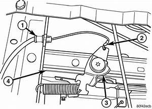 how do you repair the seat release cable for the tilt forward With jeep tj repair