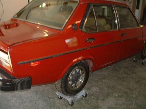 Fiat Brava For Sale by 1980 Fiat Brava Base Sedan 4 Door 2 0l For Sale Fiat