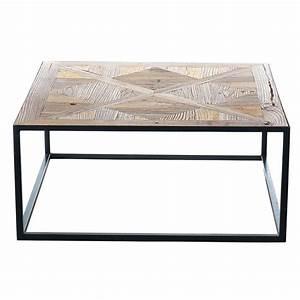 Table Basse Maison Du Monde : table basse louison maisons du monde ~ Teatrodelosmanantiales.com Idées de Décoration
