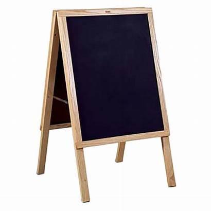 Er Blank Chalkboard Easel Schoolsin Graphics Marsh