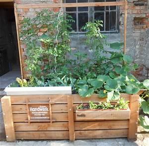 Gurken Im Hochbeet : spalier komposttoilette ~ Orissabook.com Haus und Dekorationen