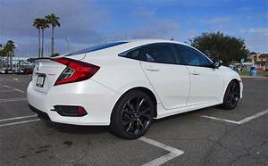 2019 Honda Civic Sport Blacked Out