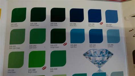 jual cat minyak besi kayu biru hijau tosca ftalit