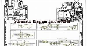 Schematic Diagram Lenovo A319
