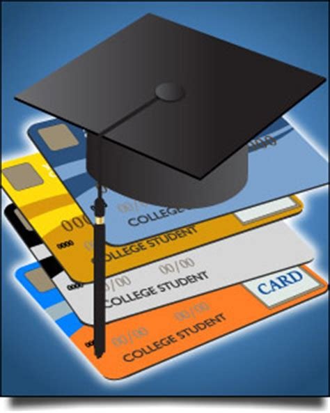 credit card choices  college bound students