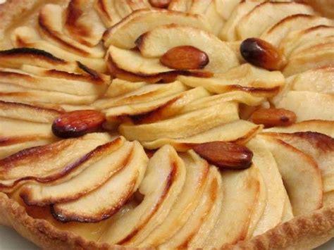 tarte aux pommes pate brisee recettes de tarte aux pommes et p 226 te bris 233 e