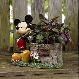 mickey mouse garden decor 122 best gifts for mickey images on